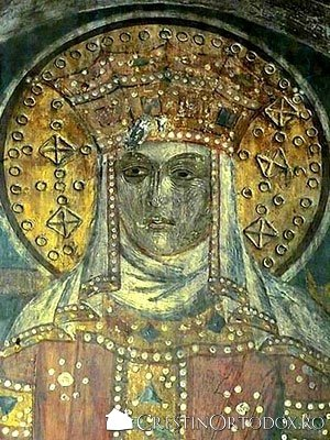 Manastirea Balinesti - Sfanta Elena Imparateasa