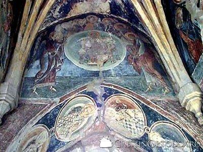 Manastirea Balinesti - Pridvorul