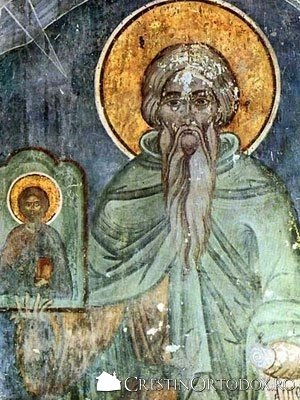 Manastirea Balinesti - Sfantul Teofan