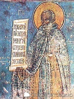 Manastirea Balinesti - Sfantul Daniil