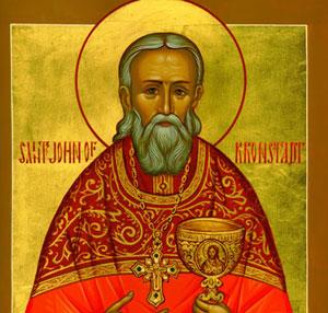 Sfantul Ioan din Kronstadt