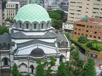 Catedrala Invierea Domnului din Tokyo