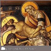 Coborarea de pe cruce - Vinerea Mare