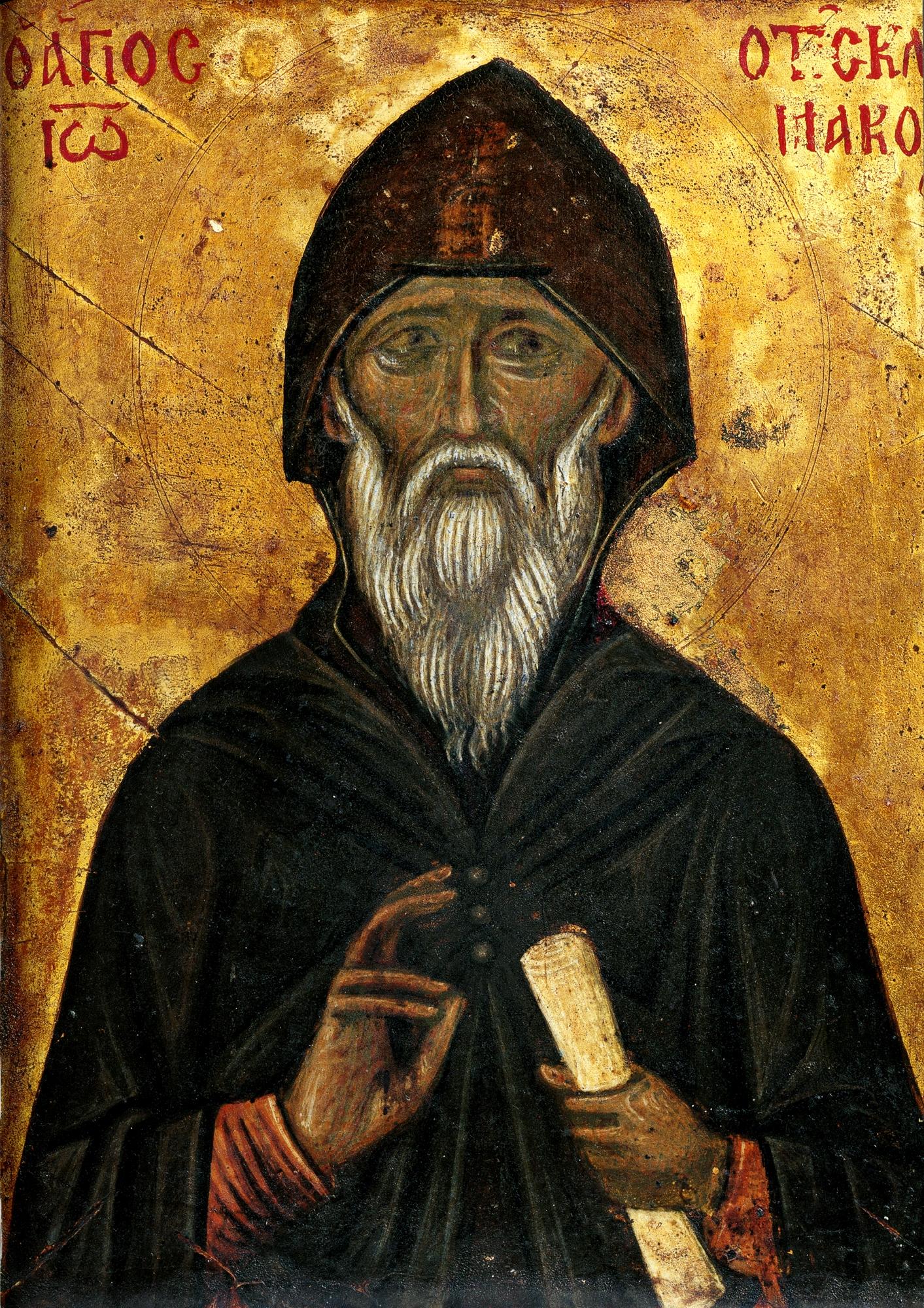 Sfantul Ioan Scararul