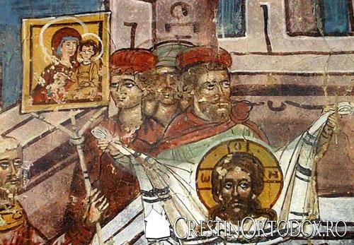 Denia Acatistului Maicii Domnului