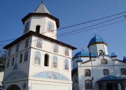 Biserica Sfintii Apostoli Petru si Pavel - Cernica