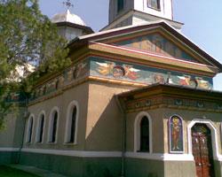 Biserica Sfantul Dimitrie Izvoratorul de Mir - Bragadiru