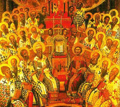 Sinodul al II-lea ecumenic de la Constantinopol 381