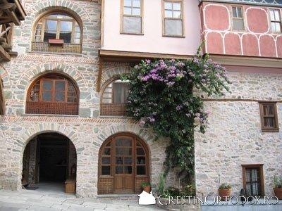 Manastirea Caracalu - Sfantul Munte Athos