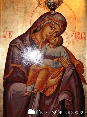 Maica Domnului - Icoana Imparateasca