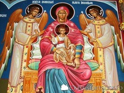Paraclisul Manastirii Sfantul Gheorghe - Maica Domnului