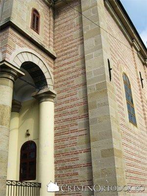 Biserica Barboi - Exterior