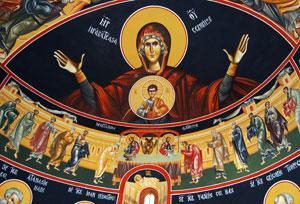 De ce pictam bisericile?