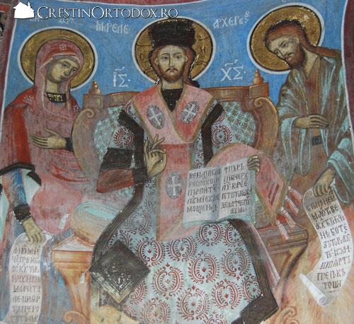Manastirea Valea Manastirii - Deisis