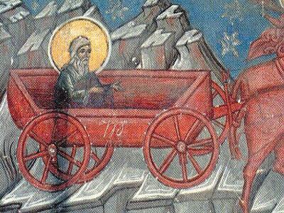 Obiceiuri de Sfantul Ilie