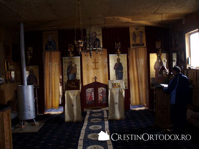Manastirea Ponor - Catapeteasma