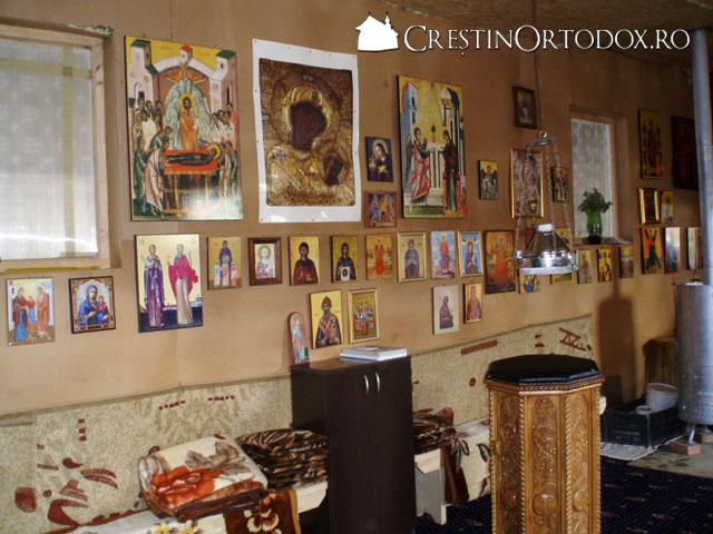 Manastirea Ponor - Interior