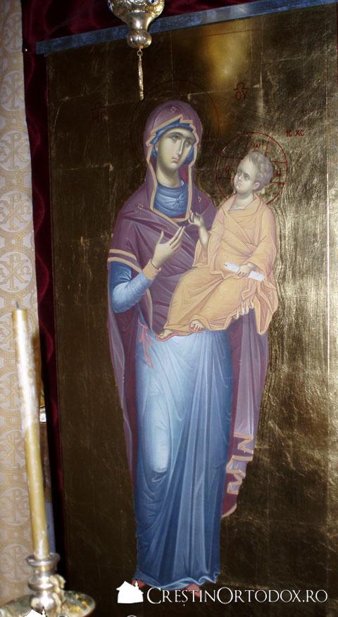 Manastirea Ponor - Maica Domnului