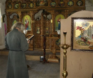 Manastirea din oras si lupta cu patimile lumii