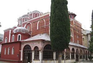Ivir - manastirea cu cele mai multe icoane facatoare de minuni