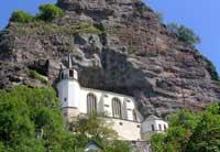 Biserica Felsenkirche - Idar Oberstein