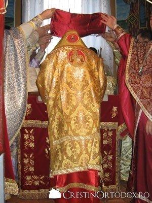 Sfintirea bisericii parohiei Gagiulesti - Slatina