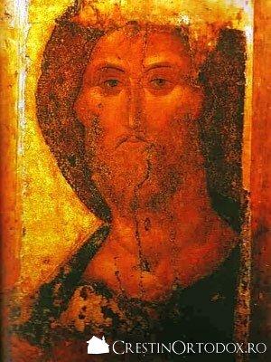 Domnul Iisus Hristos - Andrei Rubliov