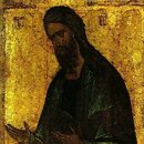 Sfantul Ioan Botezatorul - Andrei Rubliov