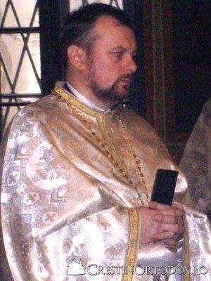 Parintele Alexandru Gherasim - profesor de Drept Bisericesc