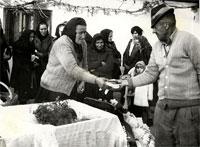 Traditii si obiceiuri la moarte
