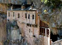 Manastirea Kipina