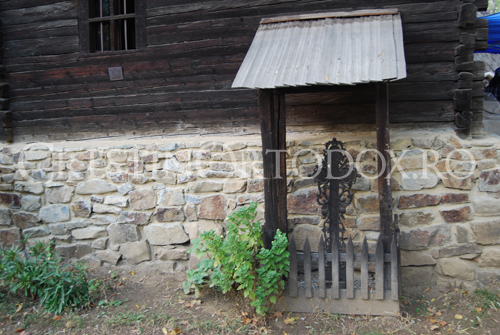 Muzeul Satului - Troita