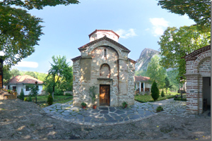 Manastirea Matka