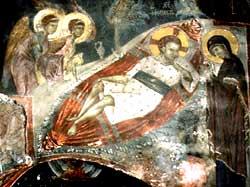 Somnul lui Iisus - Anapeson