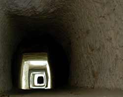 Catacombele din Milos