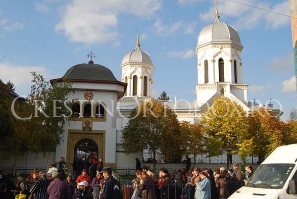 Pelerinaj la moastele Sfantului Mina - Biserica Sfantul Mina Vergu