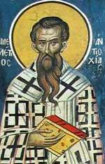 Canonul Sfantului Meletie al Antiohiei - ocrotitorul surzilor