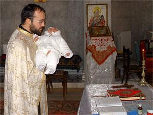 Rugaciunea nasilor pentru finul de Botez