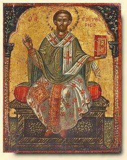 Sfantul Elefterie
