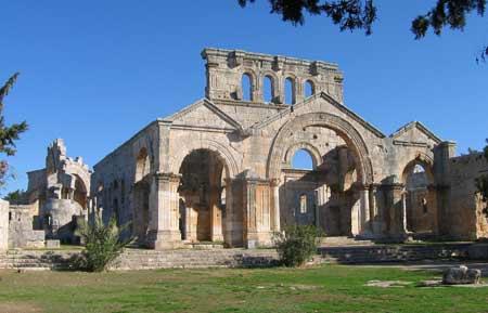 Manastirea Sfantul Simeon Stalpnicul