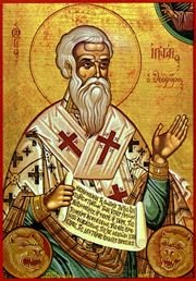 Ignatie al Antiohiei, misticul unitatii