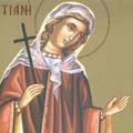 Sfanta Mucenita Tatiana romana