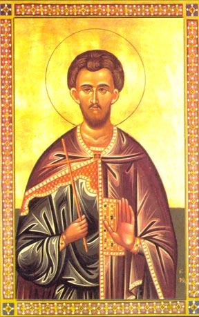 Sfantul Mucenic Agatanghel - 23 ianuarie