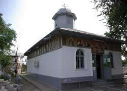 Biserica Adormirea Maicii Domnului - Glina