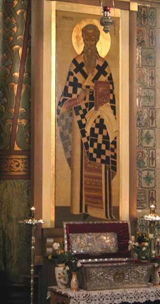 Cantare de lauda la Sfantul Silvestru