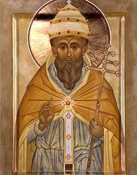 Sfantul Leon, Papa al Romei - Mosii de iarna