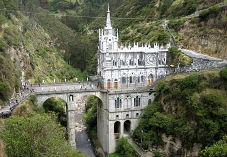 Catedrala Las Lajas