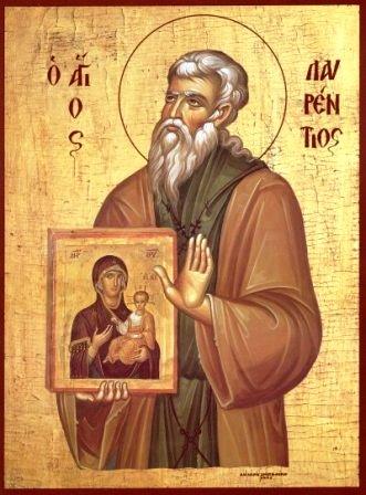 Sfantul Lavrentiu