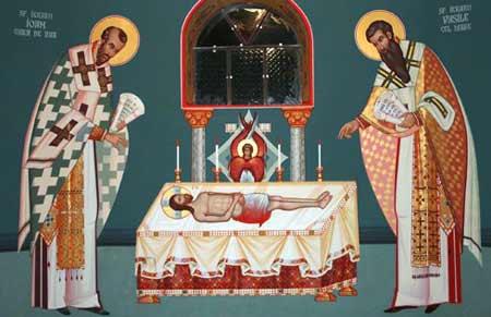 Taina prefacerii Sfintelor Daruri