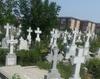 4 locuri de veci cu cripta in cimitirul Popesti Leordeni nou